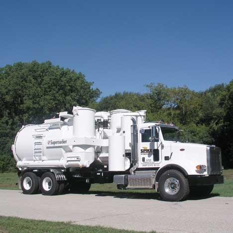 Ingenuity: Vacuum Truck Services