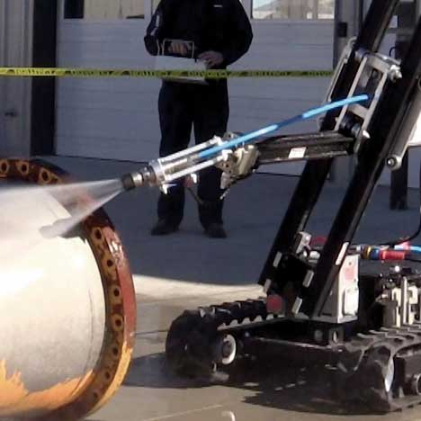 Ingenuity: Hydro Blasting