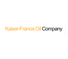 Image of our recent client - Kaiser Francis Oil Company
