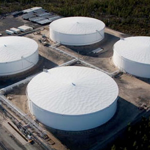 Image of Diesel storage tank cleaning services by Spike Enterprise