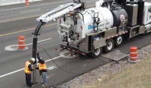 Image of Hydro Excavator Vacuum Truck Services by Spike Enterprise