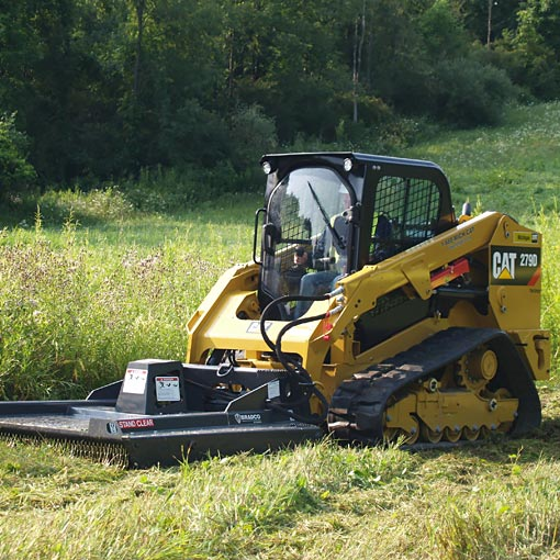 Image of Right of Way Mowing and Clearing Services by Spike Enterprise