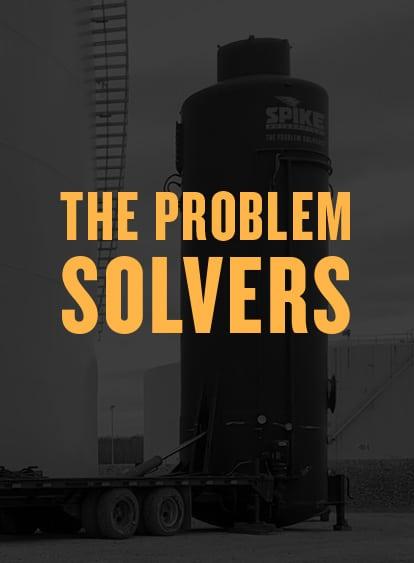 Vapor Control Solutions by Spike Enterprise-The Problem Solvers